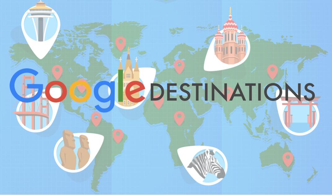 Como usar o google trips