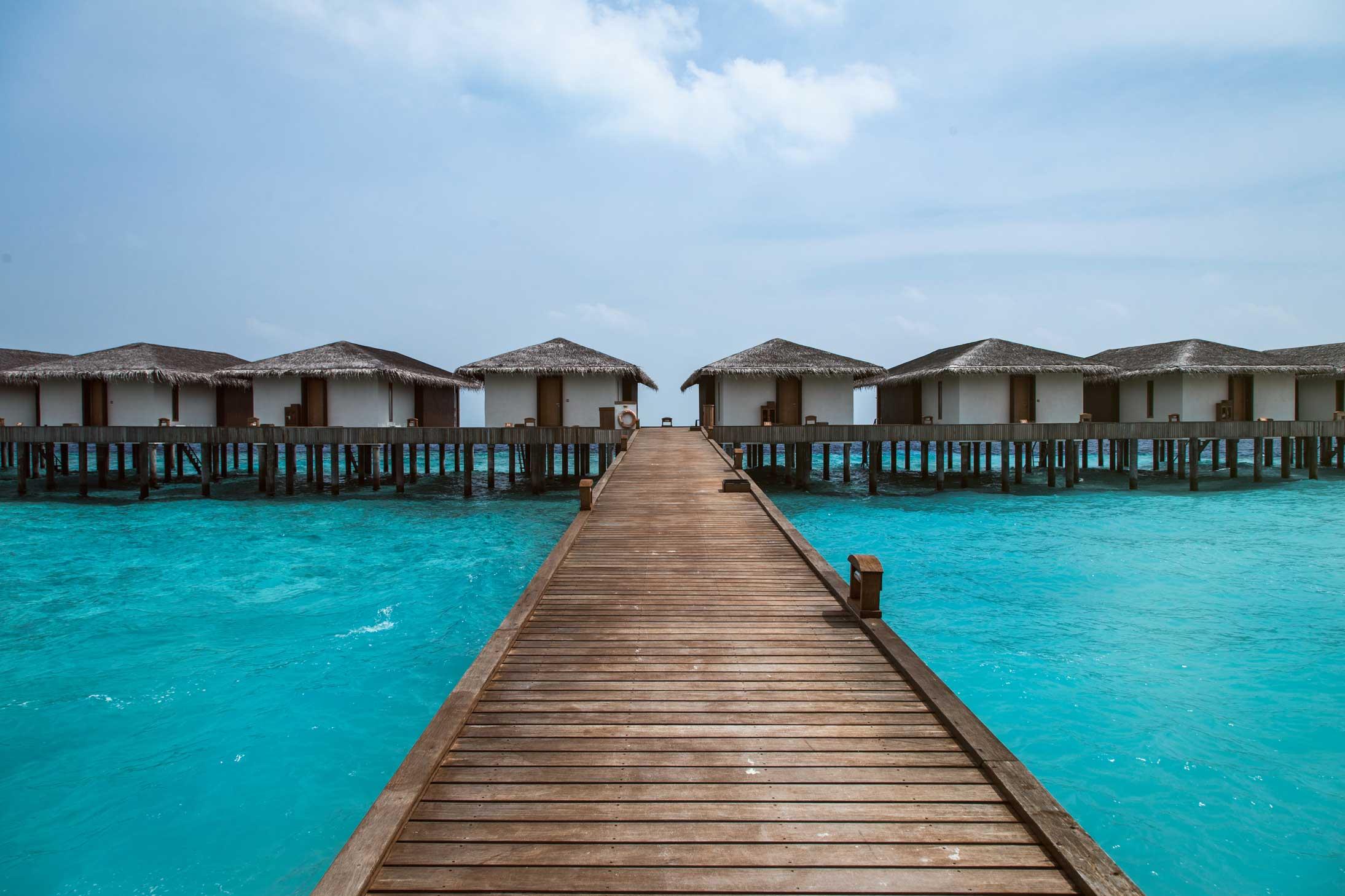 Dhiggiri Tourist Resort é um paraíso tropical nas Maldivas 1