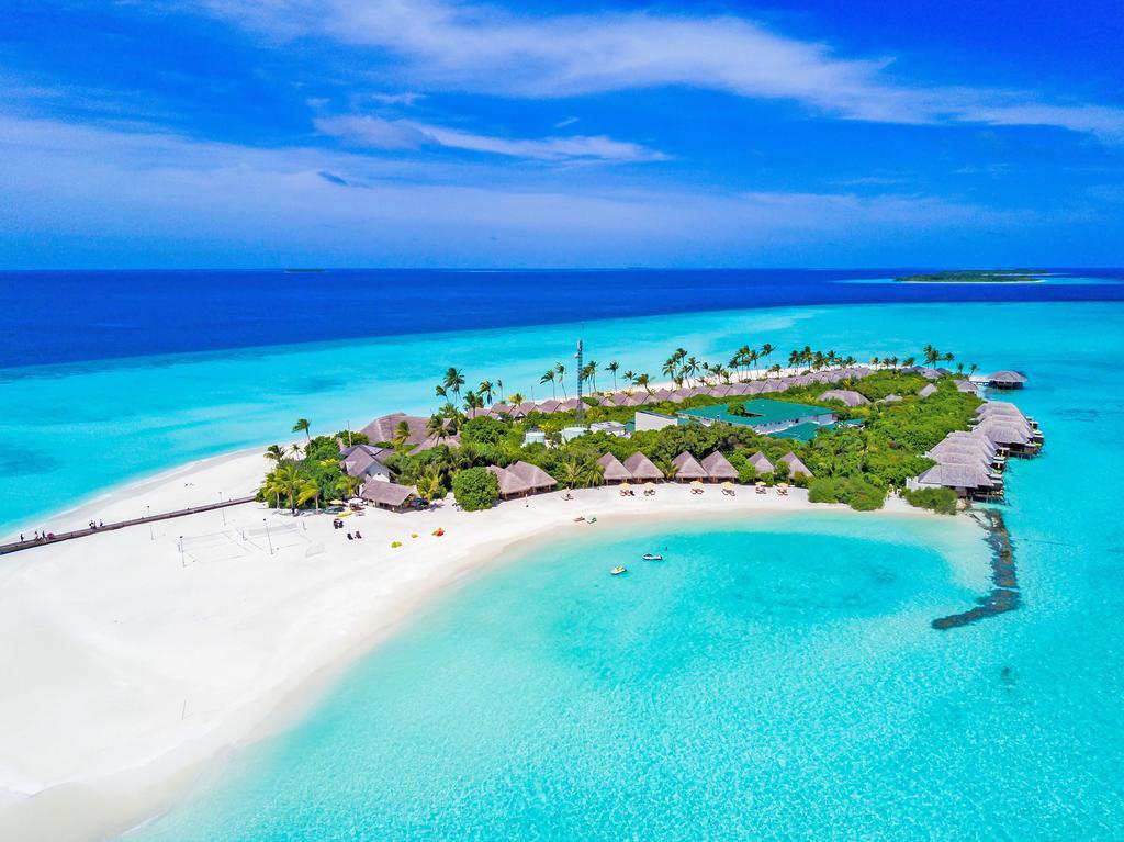 Dhiggiri Tourist Resort é um paraíso tropical nas Maldivas