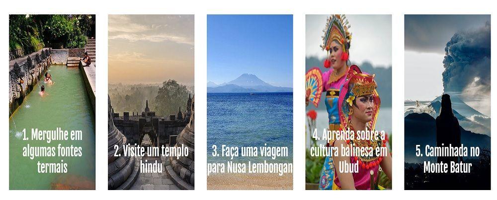 Bali um dos destinos mais populares da Indonésia 1