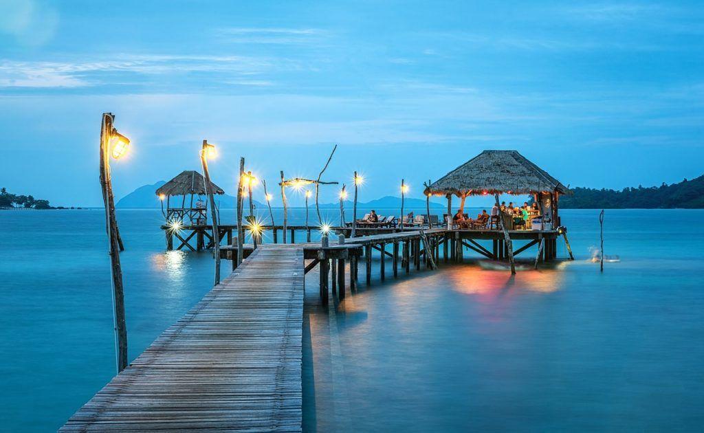 10 países mais visitados do mundo 2