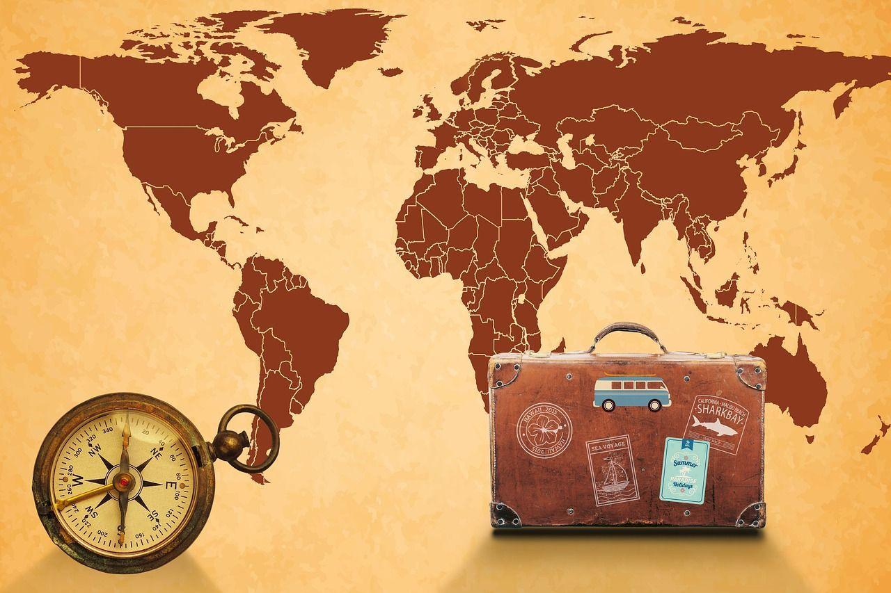 10 países mais visitados do mundo 20